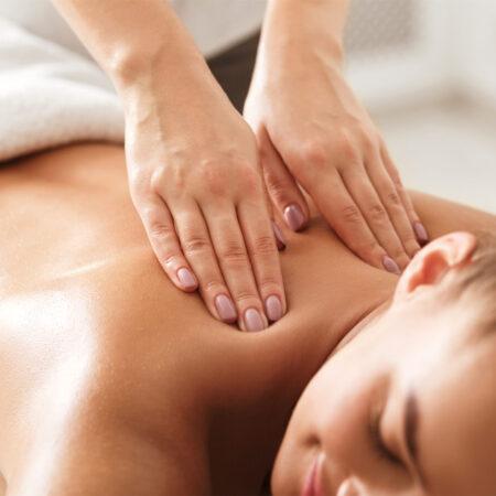 Dejlig ryg massage fra CompleteMe