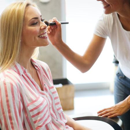 Makeup undervisning